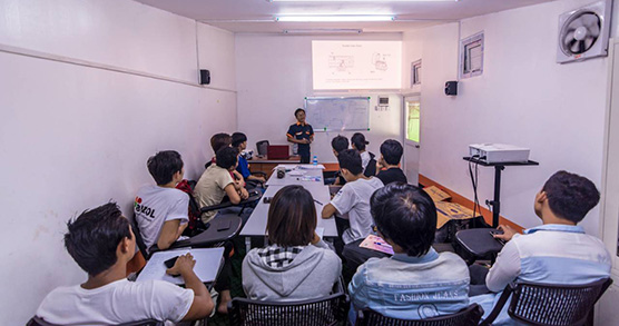 2 months Internship Training for technological students in Desire Autoworks workshop